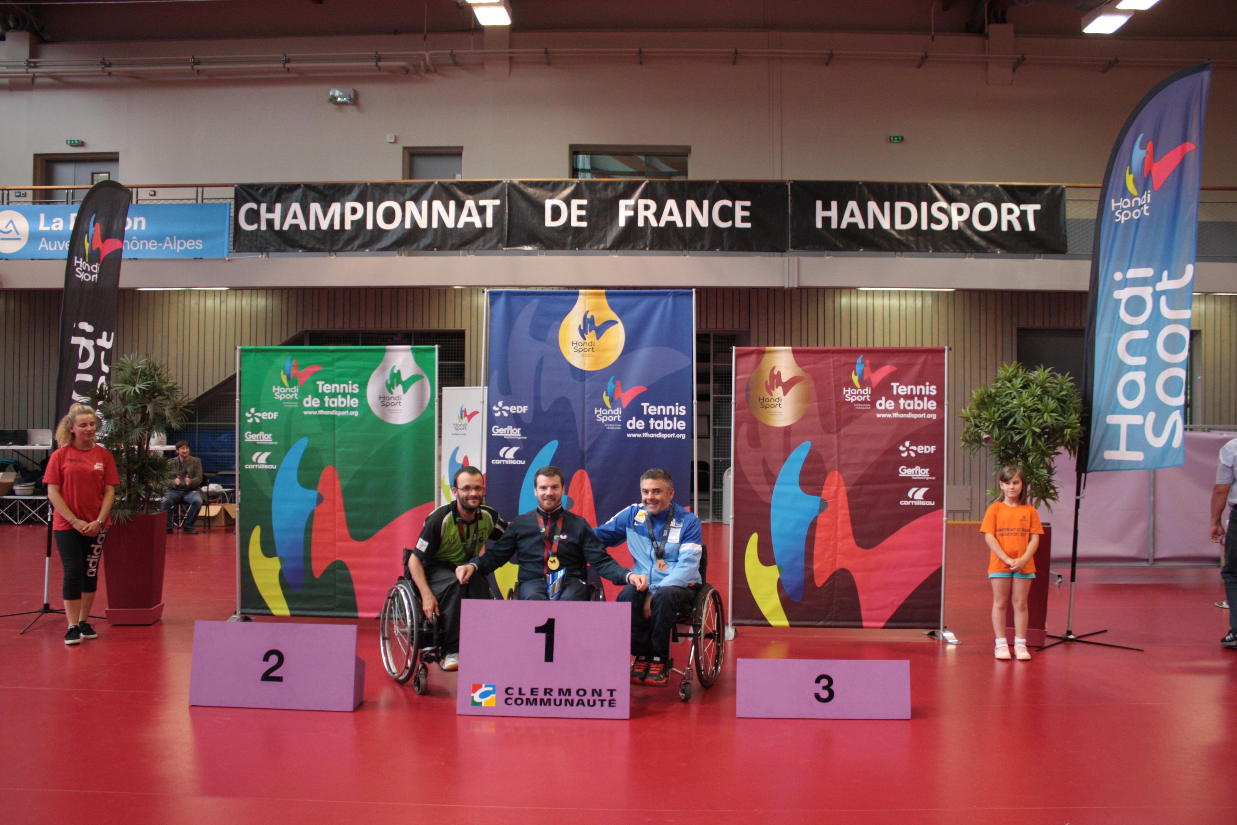 France Open Classe 3