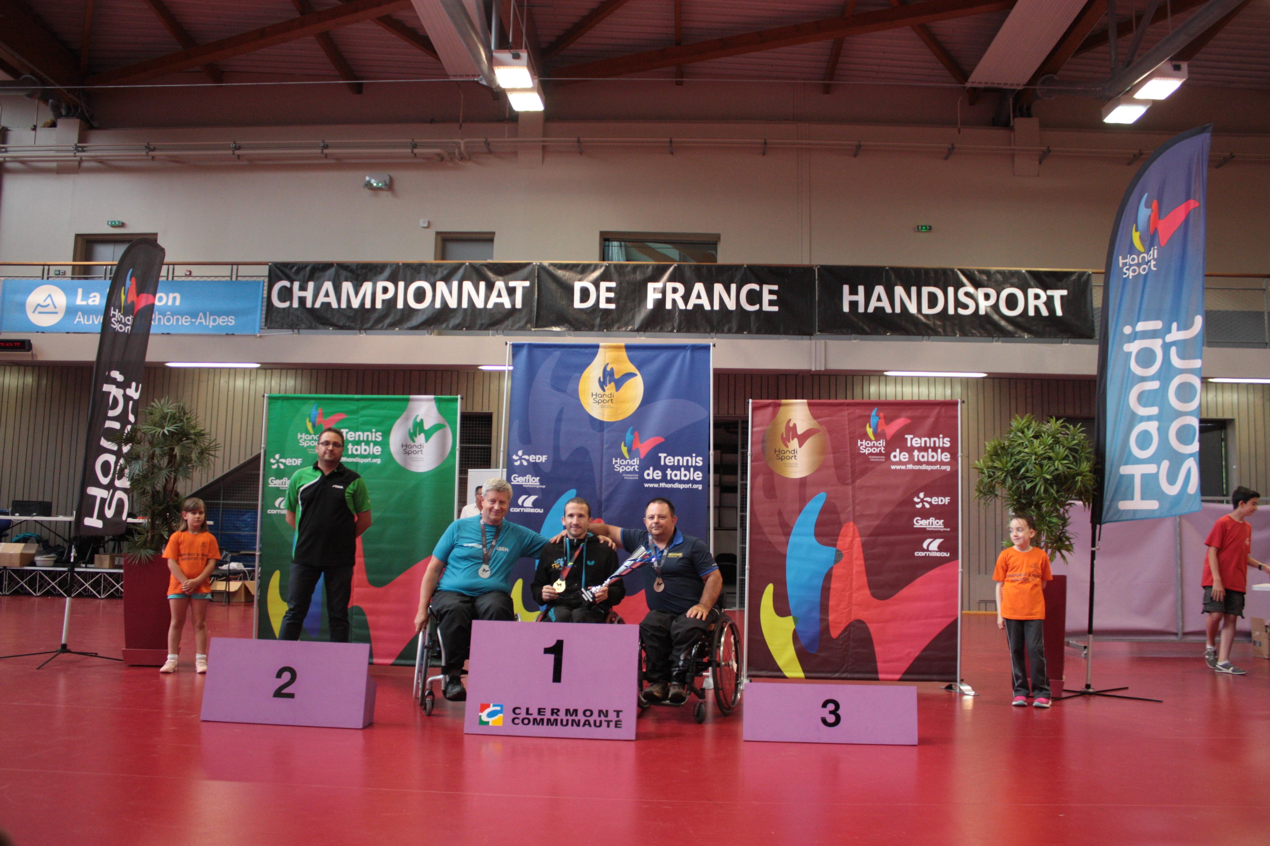 France Open Classe 5
