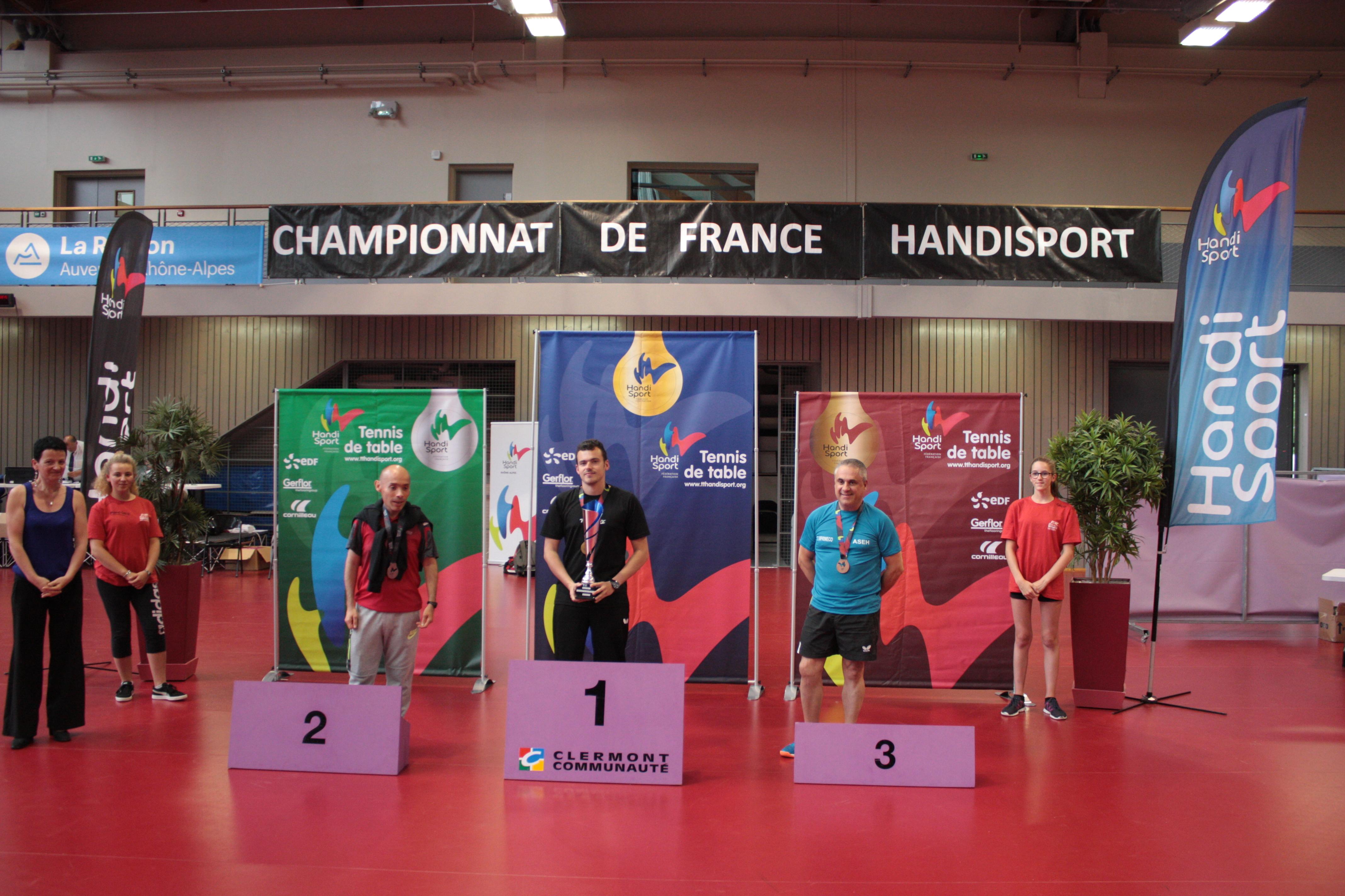 France Open Classe 7