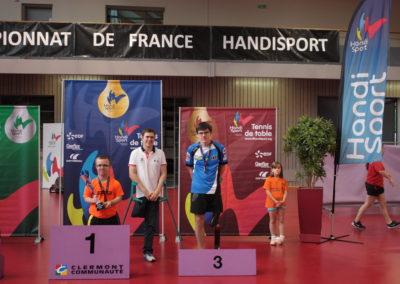 France Open Classe 8