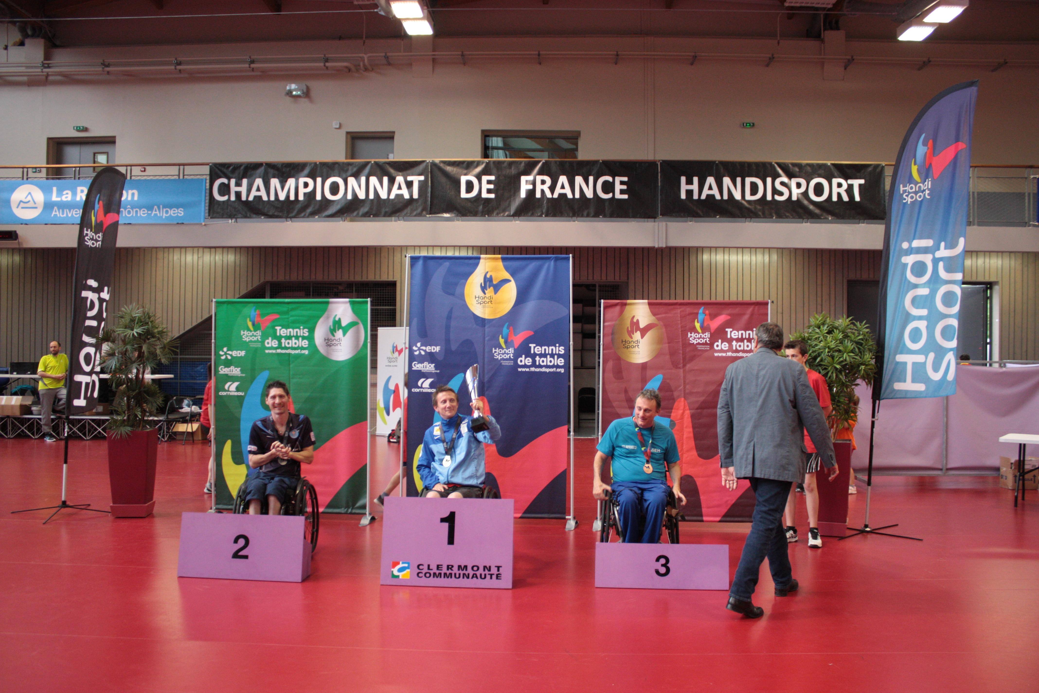 France Open Classe 2