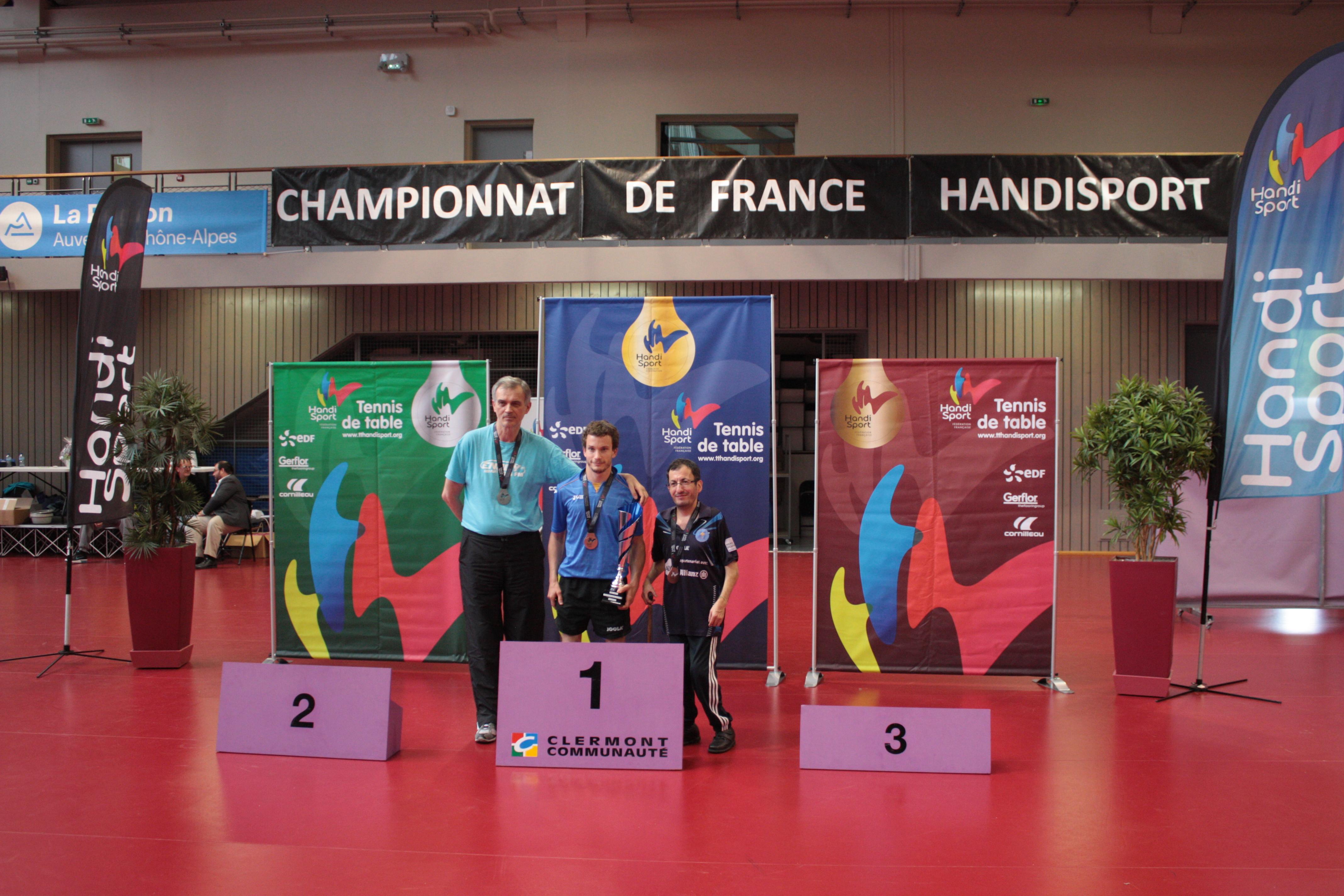 France Open Classe 6