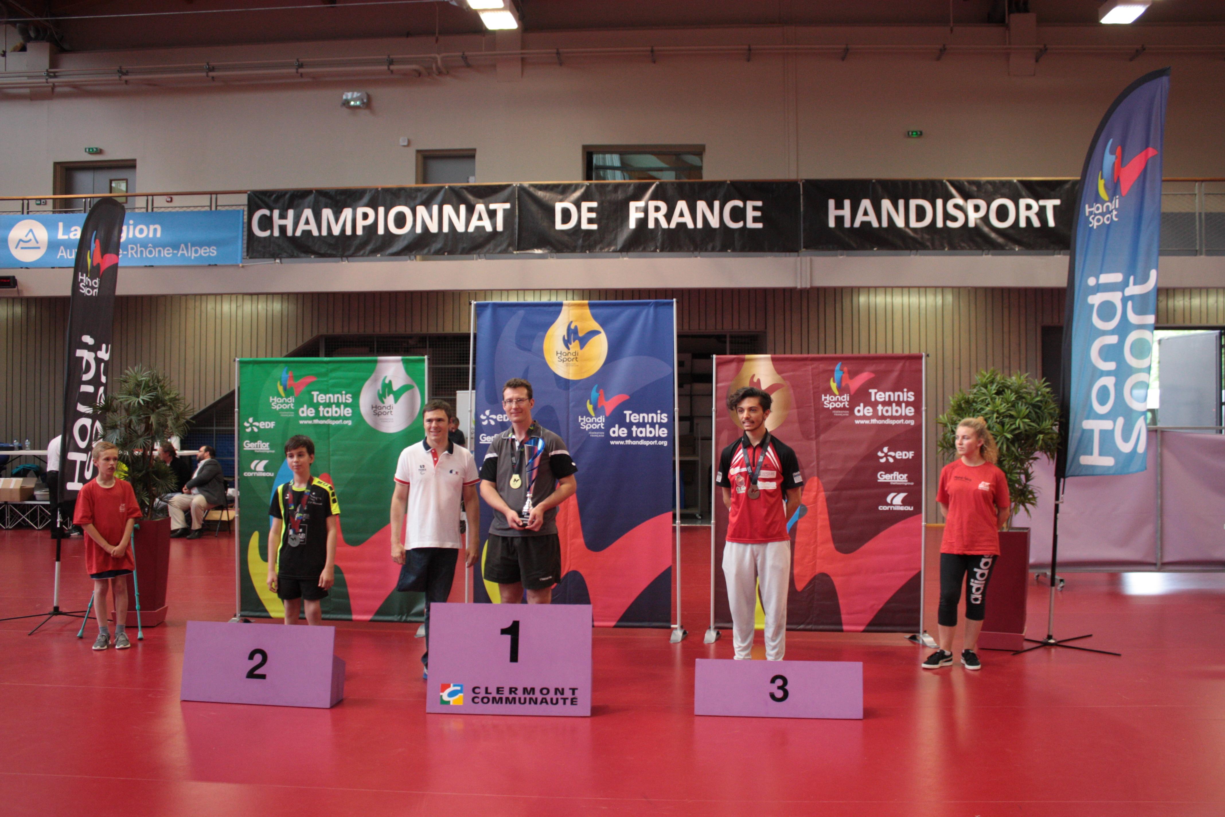 France Open Classe 9