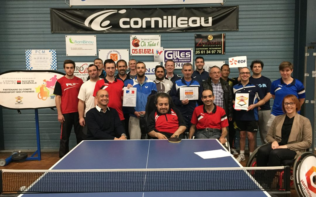 Le Certificat de Qualification Handisport (CQH)