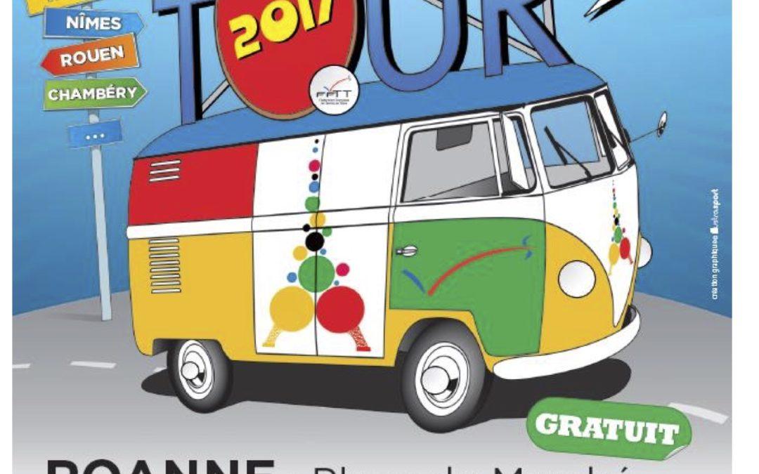 Le Ping Tour 2017 et son Univers Handi-Ping