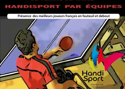Affiche Championnat de France Handisport 17 02 b