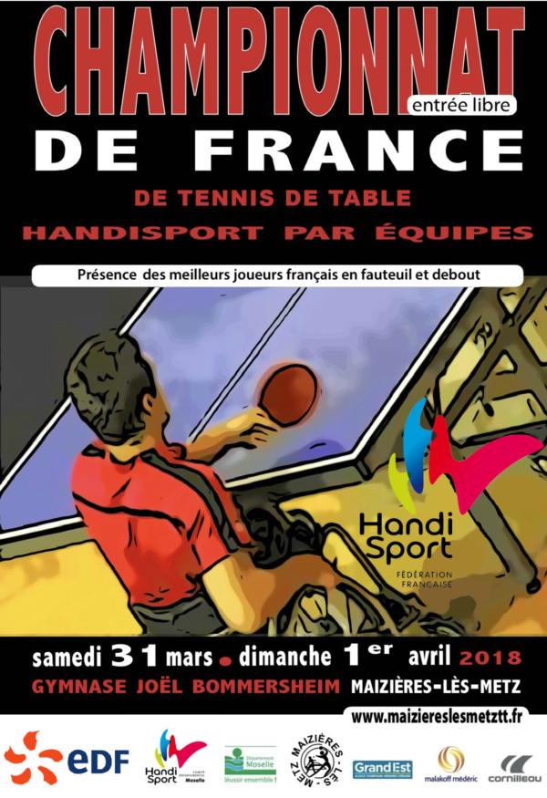Championnat de France par Equipes