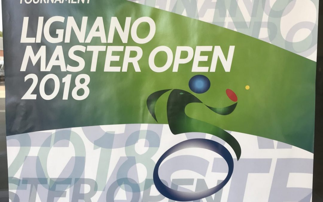 Tournoi International de Lignano 2018