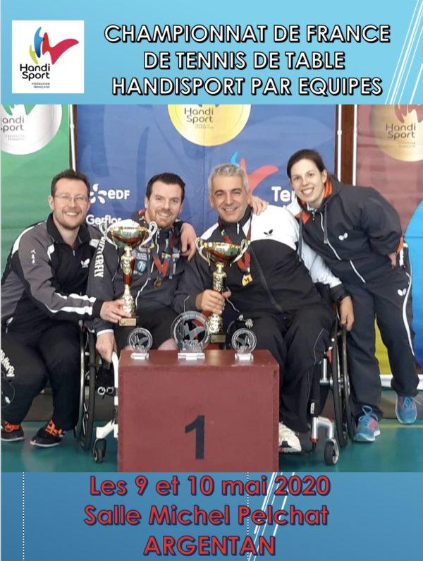 Inscriptions Championnats de France