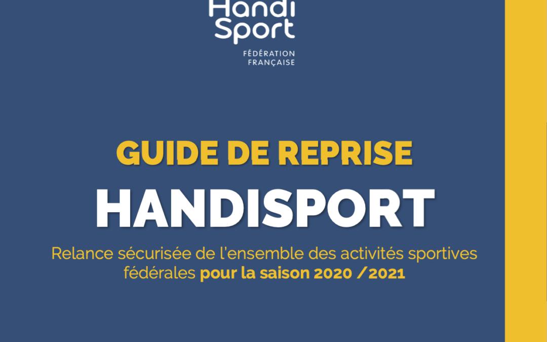 Covid-Couvre-Feu : Evolutions de la pratique – Guide Handisport