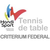 Annulation 1er tour Critérium Fédéral 2020-2021 !
