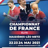 Inscription des qualifiés au Championnat de France Elite