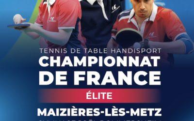 Championnat de France Elite TT Handisport